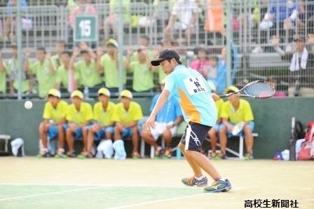 ソフトテニス インターハイ 2020