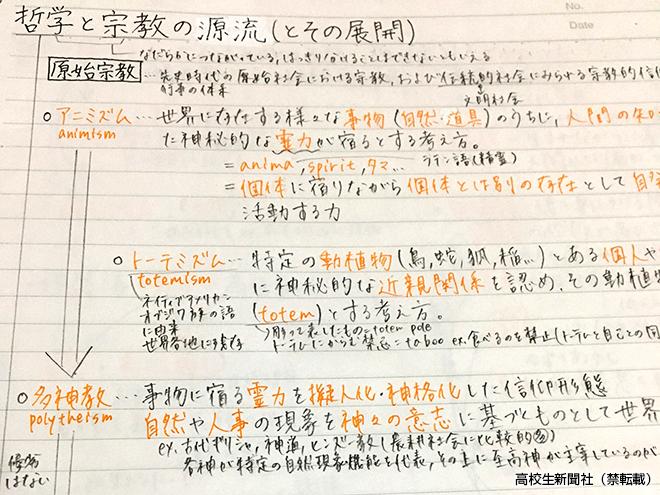 偏差値80を実現した私の勉強革命 まとめノートをやめ、教科書に線を ...